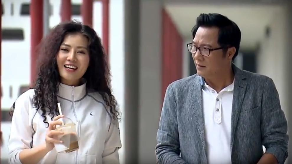 Thanh Hương ngại ngùng đóng cảnh yêu đương nam diễn viên hơn 30 tuổi-2