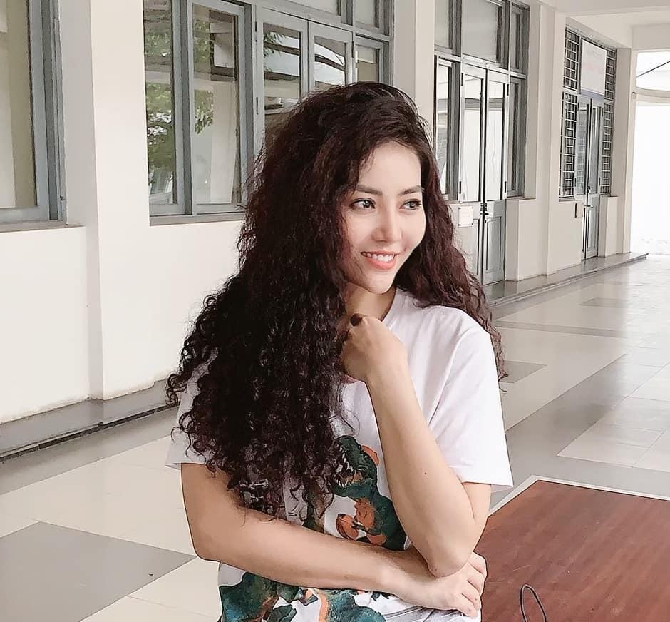 Thanh Hương ngại ngùng đóng cảnh yêu đương nam diễn viên hơn 30 tuổi-3