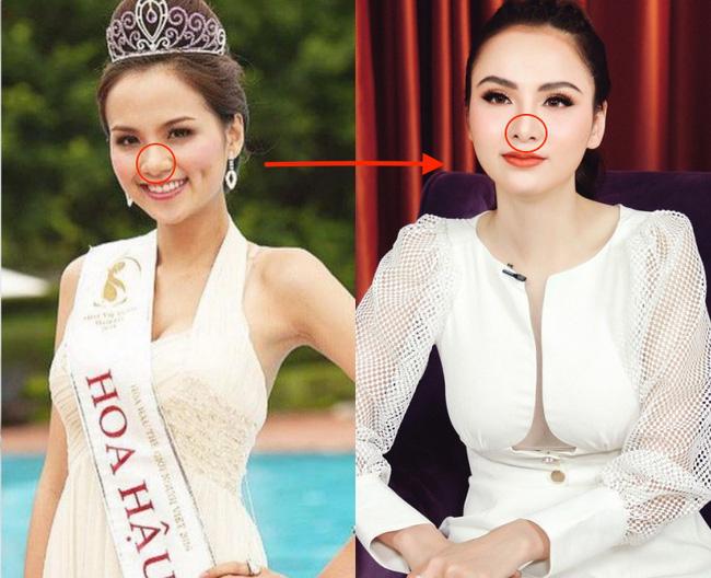 Sau loạt nghi án thẩm mỹ, Diễm Hương ngày càng xinh đẹp nhưng sao càng nhìn lại càng thấy giống... Angela Phương Trinh-2
