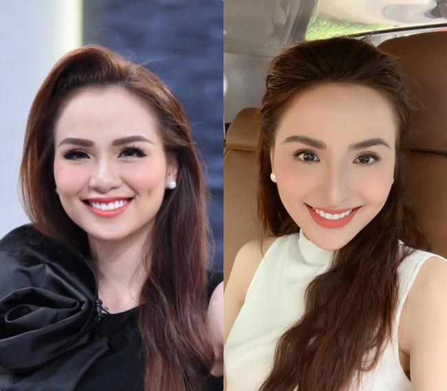 Sau loạt nghi án thẩm mỹ, Diễm Hương ngày càng xinh đẹp nhưng sao càng nhìn lại càng thấy giống... Angela Phương Trinh-3