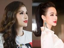 Sau loạt nghi án thẩm mỹ, Diễm Hương ngày càng xinh đẹp nhưng sao càng nhìn lại càng thấy giống... Angela Phương Trinh