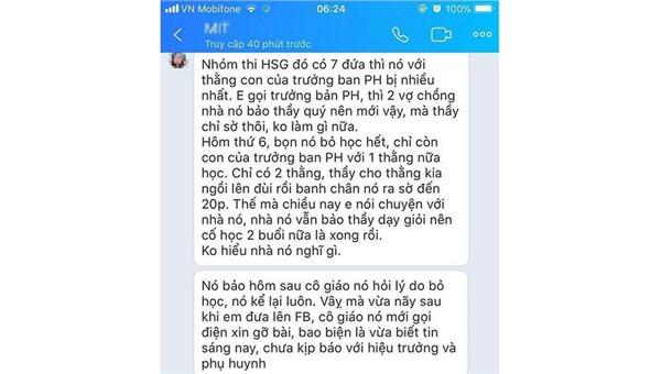 Thầy giáo dạy Toán bị tố thường xuyên dâm ô 7 nam sinh giỏi ở Hà Nội-2