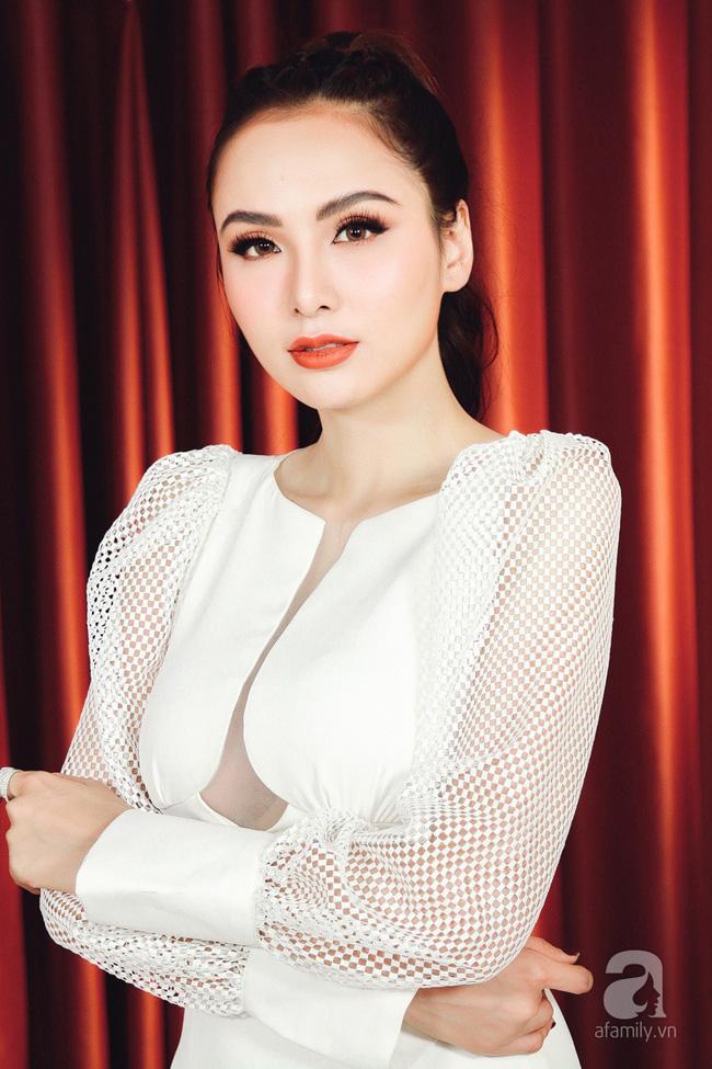 Hoa hậu Diễm Hương khiến fan của nghệ sĩ Anh Vũ nhói lòng khi chia sẻ điều này-2