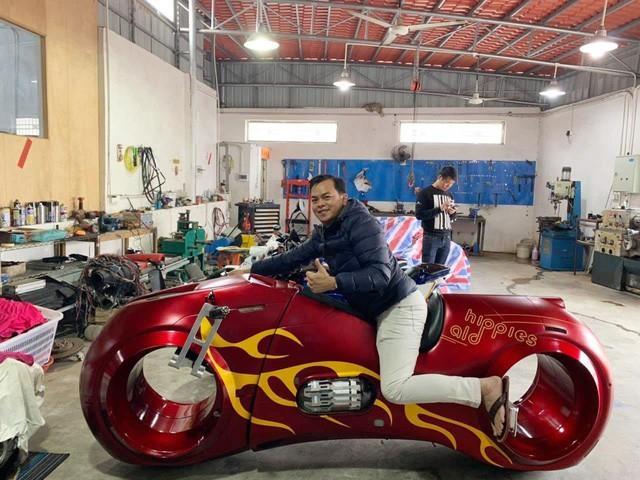 Bộ sưu tập xe hơi tiền tỉ của Phúc XO-2