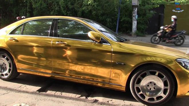 Bộ sưu tập xe hơi tiền tỉ của Phúc XO-10