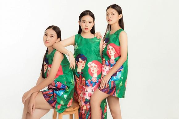 Phi Nhung tung bộ ảnh trẻ trung không tuổi cùng các con gái nuôi trong ngày sinh nhật-1