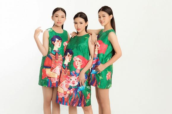 Phi Nhung tung bộ ảnh trẻ trung không tuổi cùng các con gái nuôi trong ngày sinh nhật-3