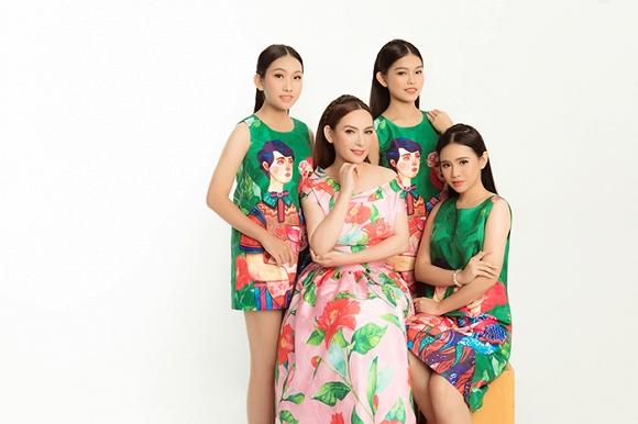 Phi Nhung tung bộ ảnh trẻ trung không tuổi cùng các con gái nuôi trong ngày sinh nhật-4
