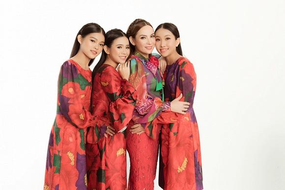 Phi Nhung tung bộ ảnh trẻ trung không tuổi cùng các con gái nuôi trong ngày sinh nhật-6