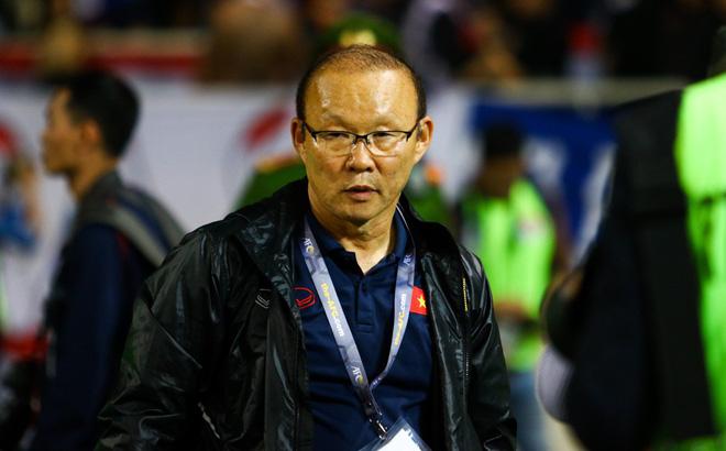 VFF lại chiều lòng thầy Park với quyết định hiếm gặp trong lịch sử bóng đá Việt Nam-1