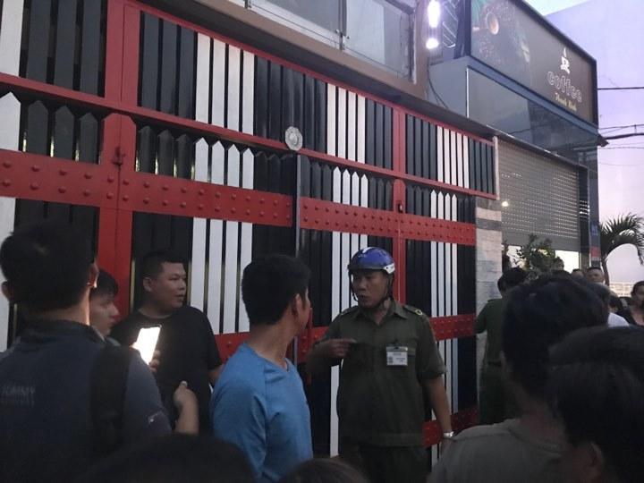Cảnh sát khám xét khẩn cấp nhà riêng của Phúc XO-6