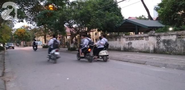 Vụ thầy giáo nghi dâm ô nhiều học sinh nam ở Hà Nội: Công an, nhà trường đang họp khẩn, học sinh hoang mang-5