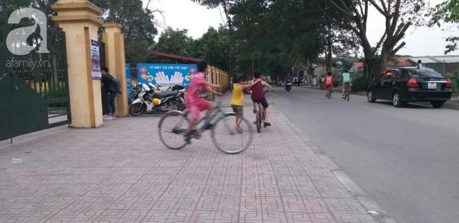 Vụ thầy giáo nghi dâm ô nhiều học sinh nam ở Hà Nội: Công an, nhà trường đang họp khẩn, học sinh hoang mang-6