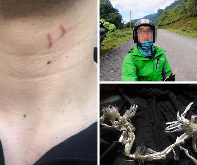 Thanh niên kể bị tra tấn dã man, thả cho kiến cắn khi phượt rừng Tam Đảo cùng nhóm bạn gái-2