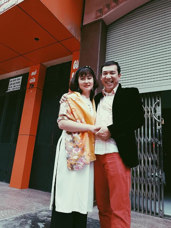 Chân dung vợ xinh đẹp kém 11 tuổi của Táo Kinh tế Quang Thắng-1