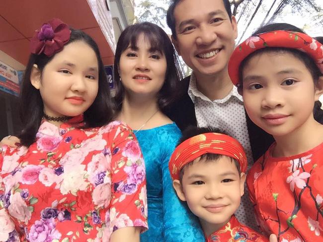 Chân dung vợ xinh đẹp kém 11 tuổi của Táo Kinh tế Quang Thắng-2
