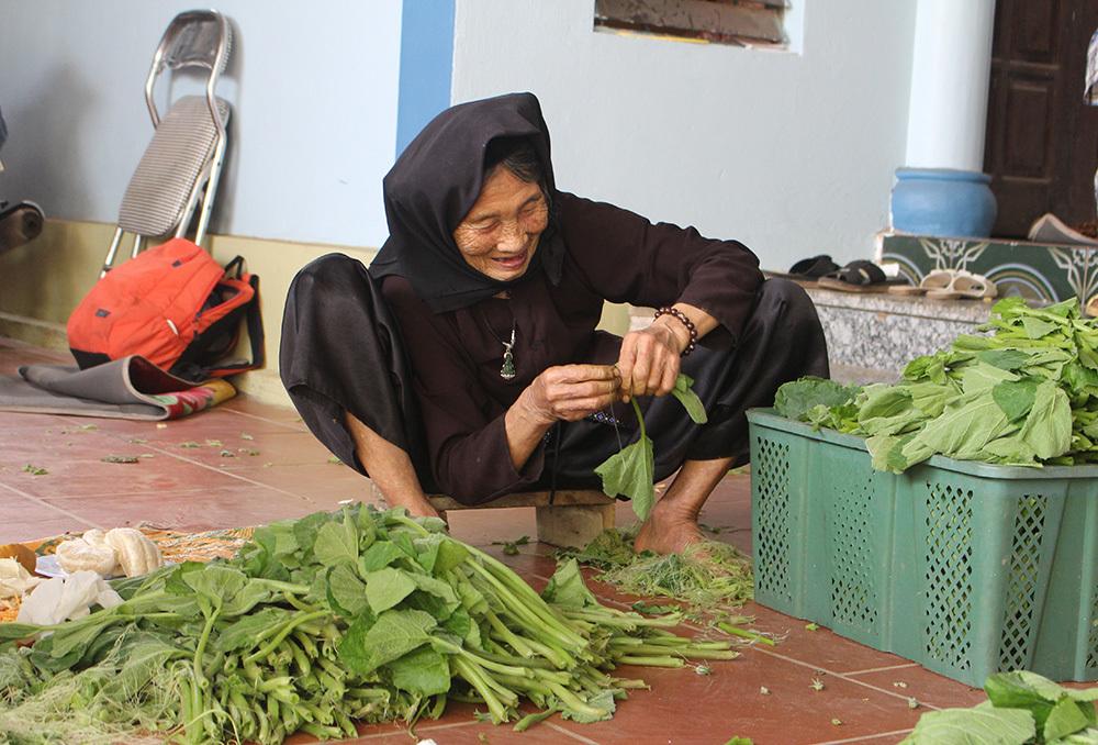 Cặp vợ chồng 20 năm giữa đảo hoang, mỗi ngày 2 tạ rau bí bán khắp Hà Nội-6