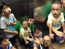 Thang máy chung cư Tân Tây Đô bất ngờ dừng hoạt động, 6 người dân bị