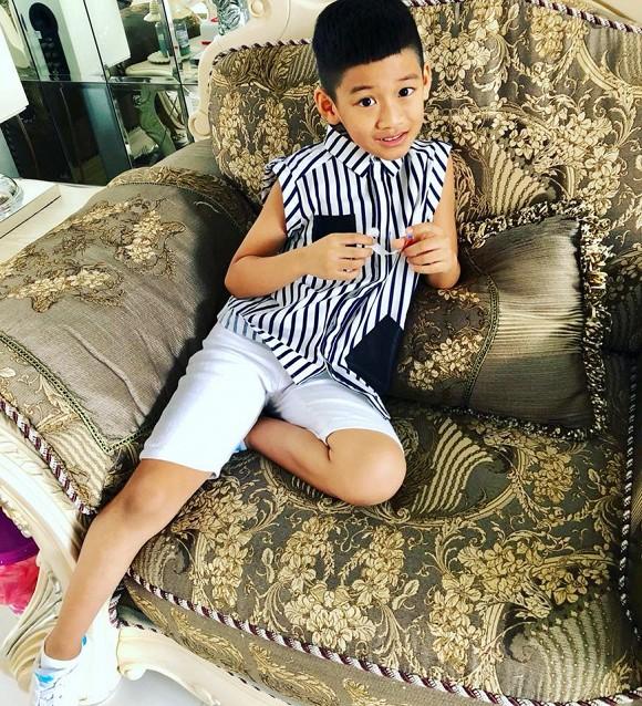 Đọ học phí trên trời của nhóc tỳ nhà sao Việt: Lam Trường, Lệ Quyên chi trăm triệu mỗi năm nhưng choáng nhất là Hồng Nhung-3
