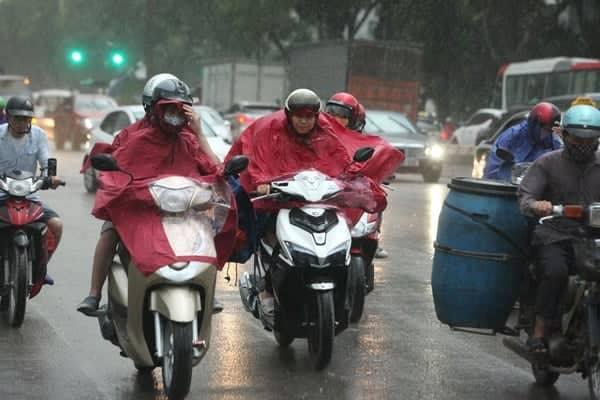 Dự báo thời tiết cả nước 3 ngày nghỉ lễ Giỗ Tổ Hùng Vương-1