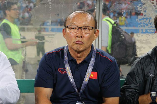 Những nỗi lo của HLV Park Hang Seo trước thềm Kings Cup-1