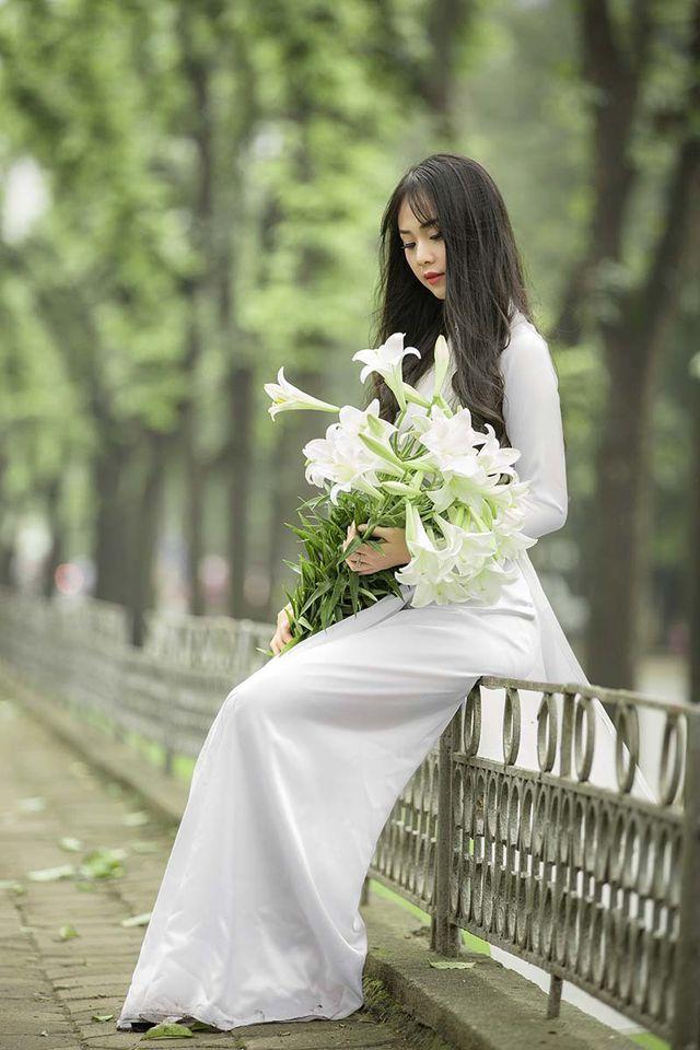 Hoa khôi Tài chính xinh đẹp, đa tài, kiếm hàng chục triệu đồng mỗi tháng-6