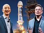 Jeff Bezos lái máy ủi khởi công sân bay 1,5 tỷ USD của Amazon-2