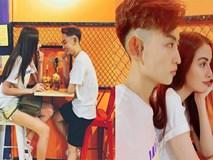 Những hình ảnh được rò rỉ khiến dân mạng đồn đoán Hoa hậu Diễm Hương đang trong một mối quan hệ tình cảm đồng tính nữ.