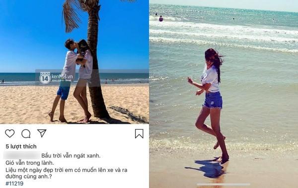 Những hình ảnh được rò rỉ khiến dân mạng đồn đoán Hoa hậu Diễm Hương đang trong một mối quan hệ tình cảm đồng tính nữ.-2