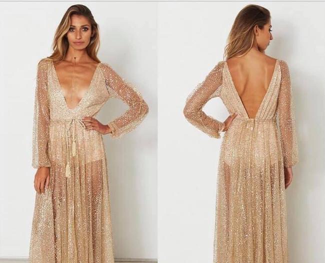 Đã tức vì đặt mua váy sang chảnh đi dự đám cưới, nhận về lưới đánh cá mỏng tang, cô nàng còn bị mắng vì...-1