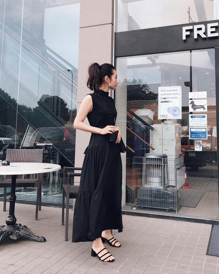 Tham khảo 15 set đồ này của các quý cô Châu Á để không bỡ ngỡ khi thời tiết mới chớm hè-7