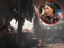 Hiện trường vụ cháy làm 8 người chết tại Hà Nội: Người mẹ gào khóc ngồi đợi nhận thi thể con trai