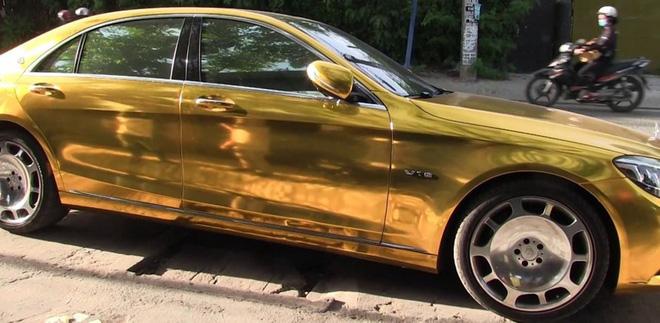 Phúc XO chi gần 1 triệu đồng/ngày thuê xe ô tô màu vàng để di chuyển-2
