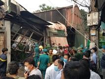 Người sống sót trong vụ cháy 8 người chết và mất tích ở Hà Nội kể giây phút kinh hoàng