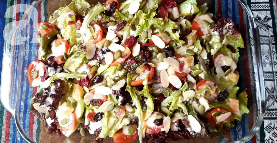 Có công thức xốt trộn salad đa năng này, bạn ăn món salad nào cũng ngon miễn bàn!-4