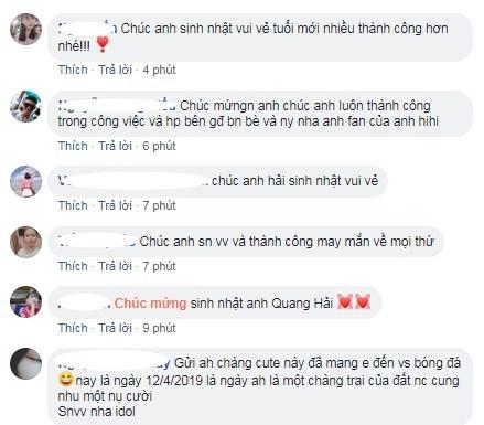 Hà Đức Chinh chúc Quang Hải xinh đẹp trong ngày sinh nhật-4