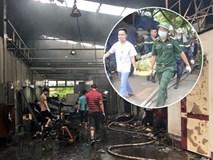 Đã tìm thấy 8 thi thể trong vụ cháy kinh hoàng ở Trung Văn, Hà Nội