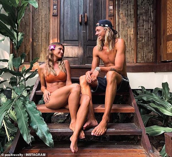 Đăng ảnh hôn nhau trên bể bơi vô cực đảo Bali, cặp đôi trai xinh gái đẹp nhận cơn mưa gạch đá từ MXH-4