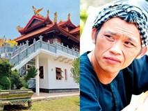 'Hé lộ' hình ảnh ngôi đền mới trong nhà thờ Tổ hơn 100 tỉ của Hoài Linh