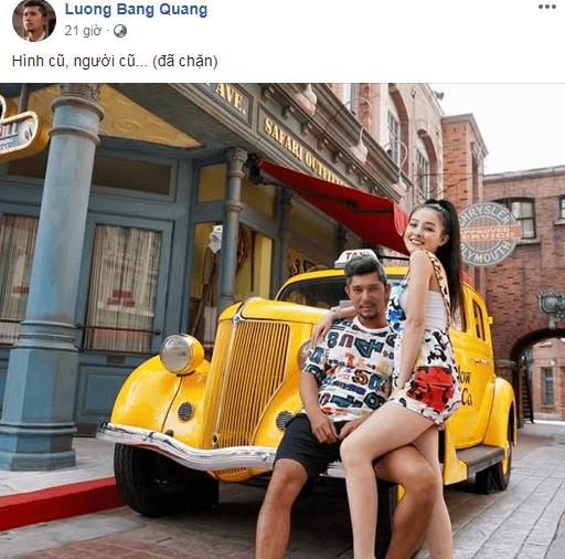 Vừa rủ nhau phẫu thuật thẩm mỹ, Lương Bằng Quang - Ngân 98 bất ngờ chia tay, chặn luôn Facebook và viết status phũ phàng?-1