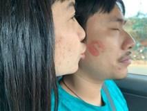 Bị Cát Phượng cưỡng hôn, biểu cảm của Kiều Minh Tuấn lại gây tranh cãi