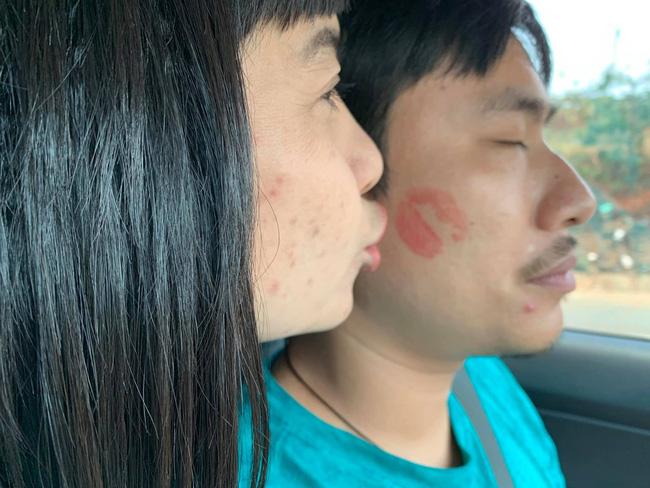 Bị Cát Phượng cưỡng hôn, biểu cảm của Kiều Minh Tuấn lại gây tranh cãi-1