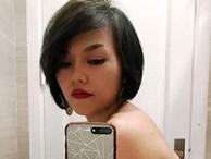 Thái Thùy Linh kinh tởm việc dọa bẩn tung ảnh, clip nóng