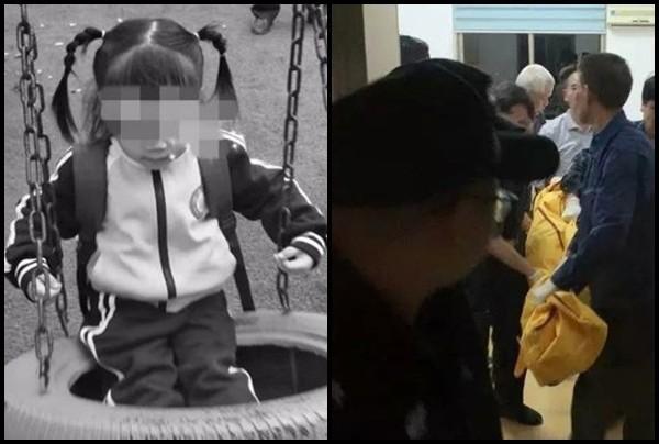 Người đàn ông vô tâm hại chết con gái 4 tuổi, khi phát hiện sự việc thái độ của bố khiến cư dân mạng phẫn nộ-2