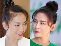 Trẻ đẹp quên thời gian thật, nhưng Ngô Thanh Vân cũng khéo chọn kiểu tóc lắm thì mới