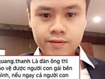 Phan Thành đăng status: