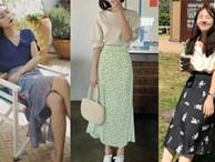 Chân váy hoa hè 2019 xinh đến mức có thể khiến bạn tiếc nuối khôn nguôi nếu không sắm ngay cho mình