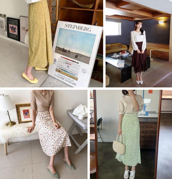 Chân váy hoa hè 2019 xinh đến mức có thể khiến bạn tiếc nuối khôn nguôi nếu không sắm ngay cho mình-3