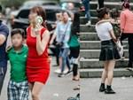 Video: Hàng nghìn cảnh sát, công an thiết lập 3 vòng bảo vệ ở lễ giỗ tổ Hùng Vương-1