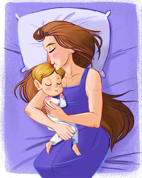 6 lời khuyên từ một nhà tâm lý học lười biếng khiến hàng triệu bà mẹ phải cảm ơn-6